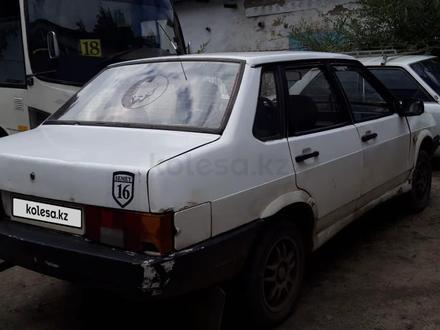 ВАЗ (Lada) 21099 (седан) 1996 года за 495 000 тг. в Семей – фото 2