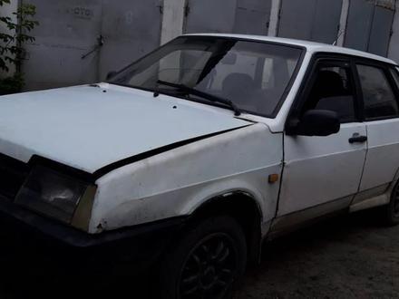 ВАЗ (Lada) 21099 (седан) 1996 года за 495 000 тг. в Семей – фото 3