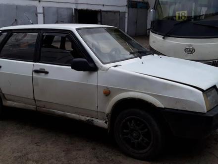 ВАЗ (Lada) 21099 (седан) 1996 года за 495 000 тг. в Семей – фото 5
