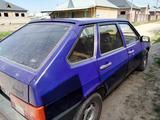 ВАЗ (Lada) 2109 (хэтчбек) 1998 года за 650 000 тг. в Шымкент – фото 4