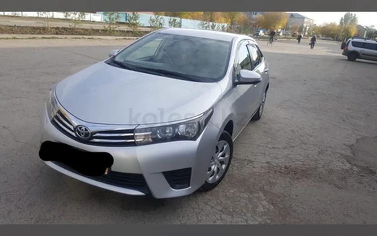 Toyota Corolla 2014 года за 5 600 000 тг. в Атбасар