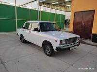 ВАЗ (Lada) 2107 2002 года за 1 050 000 тг. в Шымкент