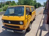 Volkswagen Transporter 1989 года за 1 300 000 тг. в Тараз – фото 3