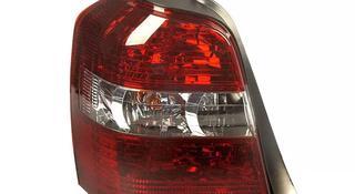 Задний левый фонарь Toyota Highlander Рестайлинг за 26 000 тг. в Алматы
