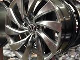 Новые диски Volkswagen R-17 5*112 за 160 000 тг. в Усть-Каменогорск – фото 2