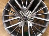 Новые диски Volkswagen R-17 5*112 за 160 000 тг. в Усть-Каменогорск – фото 4