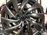 Новые диски Volkswagen R-17 5*112 за 160 000 тг. в Усть-Каменогорск – фото 5