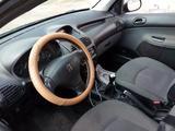 Peugeot 206 2008 года за 1 500 000 тг. в Кызылорда – фото 5