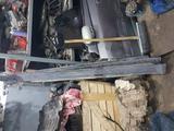 Пластиковые пороги накладки субару оутбек 07г за 15 000 тг. в Актобе