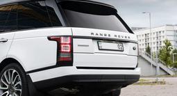 Фонари заднего, Land Rover Range Rover за 70 000 тг. в Алматы – фото 5