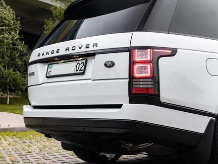 Фонари заднего, Land Rover Range Rover за 70 000 тг. в Алматы – фото 6