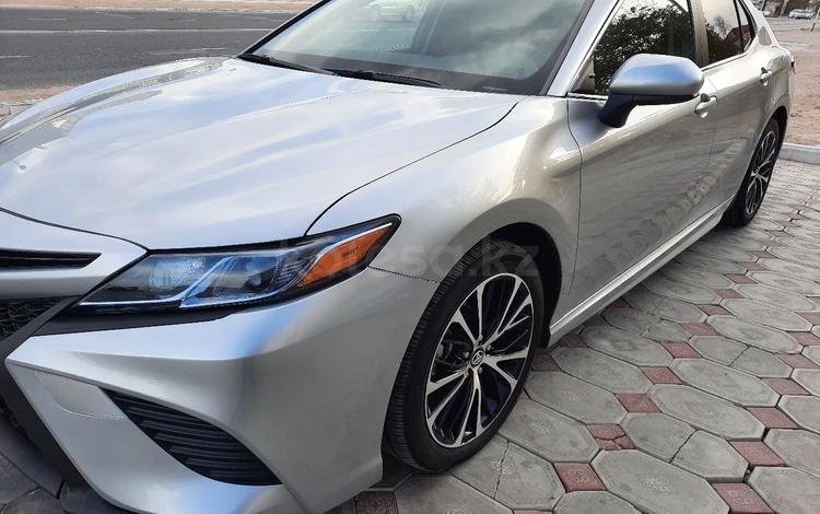 Toyota Camry 2018 года за 12 000 000 тг. в Актау