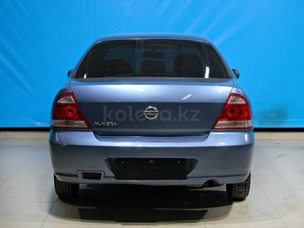 Nissan Almera Classic 2007 года за 2 850 000 тг. в Алматы – фото 6