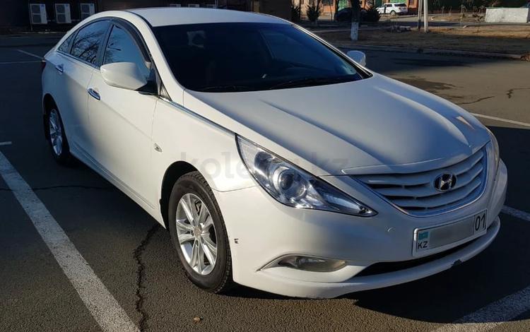 Hyundai Sonata 2011 года за 4 450 000 тг. в Нур-Султан (Астана)