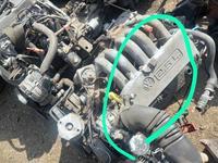 Двигатель на Фольксваген Т4 Транспортёр за 45 000 тг. в Алматы