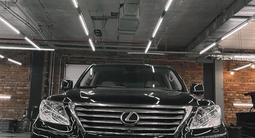 Lexus LX 570 2010 года за 17 900 000 тг. в Нур-Султан (Астана) – фото 3