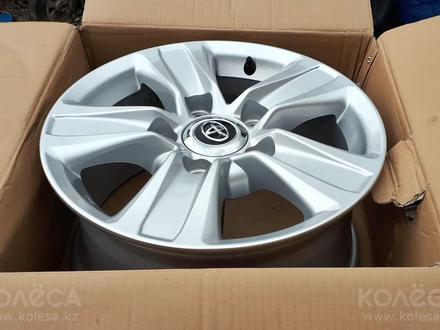 Новые диски R 17 оригинал, Toyota, Япония за 170 000 тг. в Алматы – фото 4