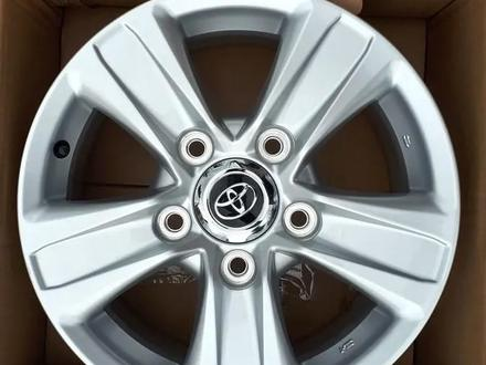 Новые диски R 17 оригинал, Toyota, Япония за 170 000 тг. в Алматы – фото 5
