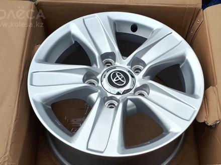 Новые диски R 17 оригинал, Toyota, Япония за 170 000 тг. в Алматы – фото 6