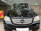 Mercedes-Benz ML 350 2005 года за 5 100 000 тг. в Алматы