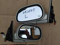 Боковые зеркала заднего вида на Mitsubishi Galant 1995г за 555 тг. в Шымкент
