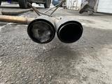 Прямоточный выхлоп из нержавейки за 80 000 тг. в Алматы – фото 5