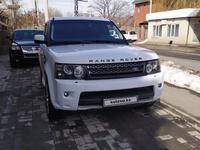 Land Rover Range Rover Sport 2012 года за 11 500 000 тг. в Алматы