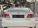 Lexus GS 350 2008 года за 6 900 000 тг. в Алматы – фото 2