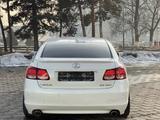 Lexus GS 350 2008 года за 6 900 000 тг. в Алматы – фото 4