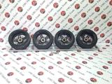 Комплект дисков WORK Gnosis на Mercedes-Benz за 526 463 тг. в Владивосток – фото 2