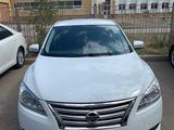 Nissan Sentra 2015 года за 5 500 000 тг. в Нур-Султан (Астана)