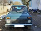 ВАЗ (Lada) 2121 Нива 2003 года за 1 700 000 тг. в Талдыкорган