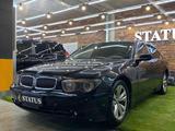 BMW 745 2002 года за 3 300 000 тг. в Нур-Султан (Астана)