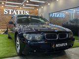 BMW 745 2002 года за 3 300 000 тг. в Нур-Султан (Астана) – фото 2