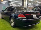 BMW 745 2002 года за 3 300 000 тг. в Нур-Султан (Астана) – фото 4