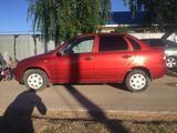 ВАЗ (Lada) Kalina 1118 (седан) 2007 года за 800 000 тг. в Костанай – фото 5