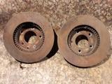 Диски тормозные передние на Mazda Milenia, xedox9 (1996-2004 год) v2.5… за 7 000 тг. в Караганда – фото 2