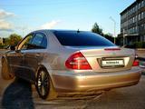 Mercedes-Benz E 350 2005 года за 4 850 000 тг. в Караганда – фото 5