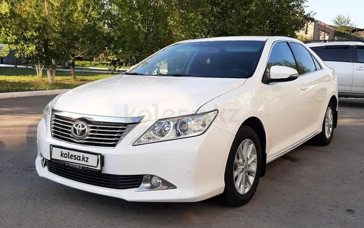 Toyota Camry 2013 года за 7 550 000 тг. в Караганда