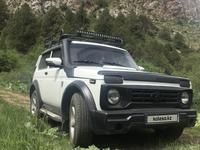 ВАЗ (Lada) 2121 Нива 2017 года за 3 900 000 тг. в Шымкент