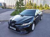 Toyota Camry 2019 года за 11 700 000 тг. в Нур-Султан (Астана)