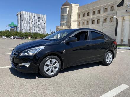 Hyundai Accent 2014 года за 4 200 000 тг. в Капшагай – фото 2
