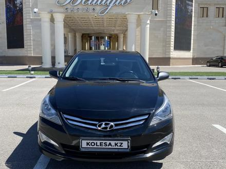 Hyundai Accent 2014 года за 4 200 000 тг. в Капшагай – фото 3