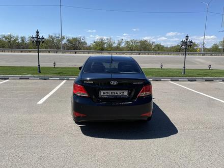 Hyundai Accent 2014 года за 4 200 000 тг. в Капшагай – фото 4