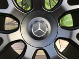 Оригинальные диски AMG R22 на Mercedes G-Classe W463 Гелендваген за 900 000 тг. в Алматы – фото 5