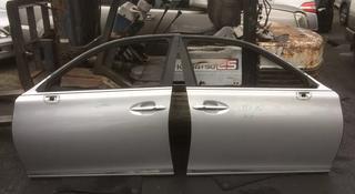 Дверь, замок, ручка, молдинг, зеркало, передняя на Lexus ls460, из… за 60 000 тг. в Алматы