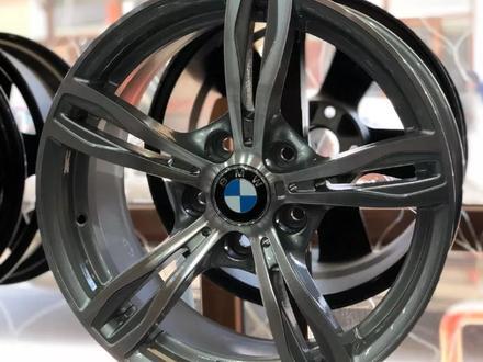 Комплект новых дисков r17 5*120 на BMW за 140 000 тг. в Павлодар – фото 2