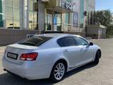 Lexus GS 350 2007 года за 4 500 000 тг. в Костанай – фото 2