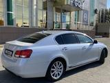 Lexus GS 350 2007 года за 4 500 000 тг. в Костанай – фото 3