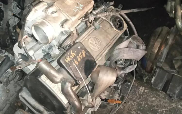 Контрактные двигатели на Volkswagen Golf за 205 000 тг. в Алматы